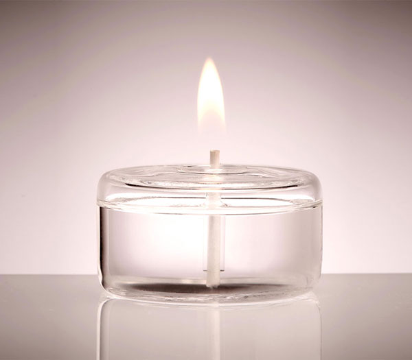 CUBE GLASS CANDLE